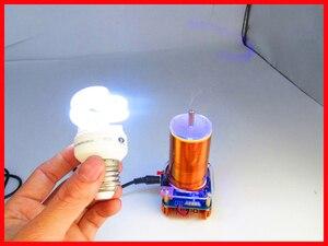 Image 2 - מוסיקה טסלה סליל חבילת Diy ZVS פיסיקה אלקטרוניקה ייצור קטן טסלה חלקי