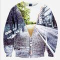 Мода Мэрилин Монро Эйнштейн Красоты Клоун Листья 3d Печати Пуловеры Для Мужчин Мужские 3d Толстовка Случайный Swag Толстовки Подростков