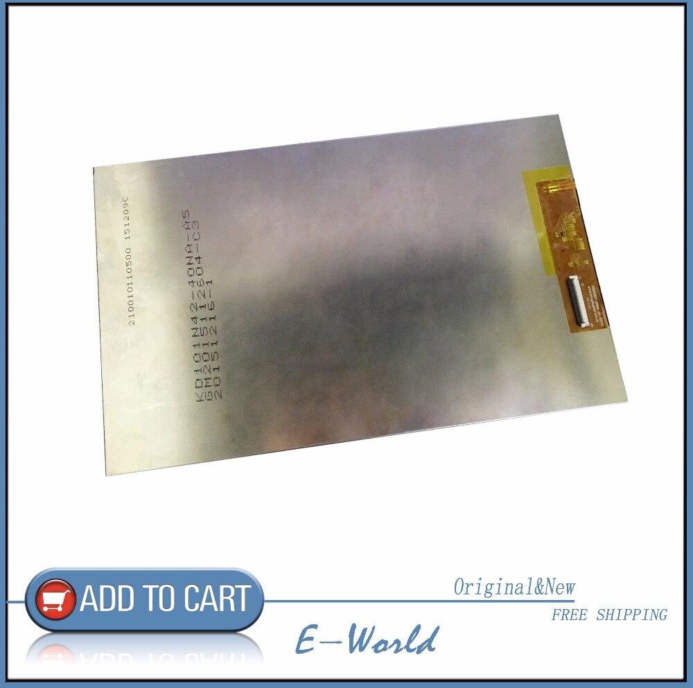 Original 10.1inch LCD screen KD101N42-40NA-A5 KD101N42-40NA KD101N42 for tablet pc free shipping 10 1 lcd display kd101n37 40na a10 for tablet pc authentic hd 800 1280 lcd internal display screen kd101n42 40na 15