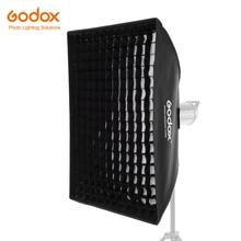 """Godox ソフトボックス 70*100 センチメートル 29 """"× 39"""" ポータブル長方形ハニカムグリッド bowens のソフトボックスソフトボックスのためのフラッシュ"""
