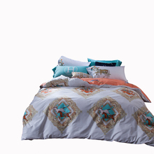 Queen duvet cover set cotton designer bedding sets luxury bedding twin double size horse modern quilt cover bed sheet pillowcase