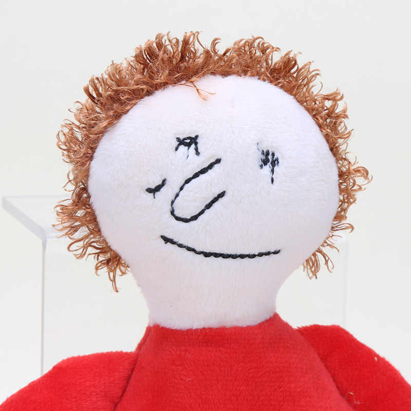 Baldi's Basics in Education and Learning Plush Toy Hot game Baldi Stuffed  Doll New Year Gift