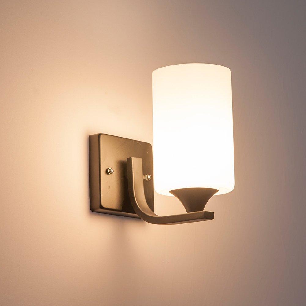 HGhomeart Vintage Wall Light Luminaria 110V-220V Bedside Reading Wall Lamp Bedroom Wall Lighting Contemporary Retro Lamp