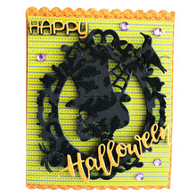 Halloween Dies Witch pot Skull Cut die Mask Pumpkin Metal cutting dies new 2018 craft die cuts for Scrapbooking card making(China)