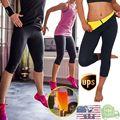 Sexy Hot Трусики Повседневная Потеря Веса Брюки Мода Твердые Super Stretch Неопреновые Шорты Для Похудения Body Формочек S-XXXL 2017