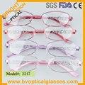 2247 entrega Rápida alta qualidade mulher estilo óptico frame óculos de aro cheio de óculos de miopia eyewear