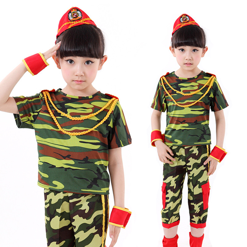 Free Shipping Camouflage Green Kids Army Costume Stage Chorus Performance Dance Clothes Children Boys Girls Military Uniforms  sc 1 st  Google Sites & ?Free Shipping Camouflage Green Kids Army Costume Stage Chorus ...