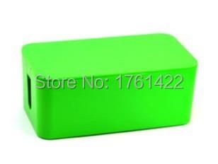 Large wire power cord storage box set box storage box strip