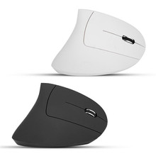 лучшая цена Basix Wireless Gaming Mouse Ergonomic Vertical Mouse 800/1200/1600DPI Computer 5D Optical Mice Mause For PC Laptop desktop