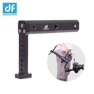 Image 3 - DIGITALFOTO VISION Gimbal zubehör hals verlängerung griff LED licht/monitor/für DJI RONIN SC / S/RS2/RSC2 Feiyu Kran 2
