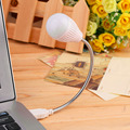 Mini USB Lamp for Notebook Flexiable USB Night Light Bulb Lamp for Notebook Laptop Keyboard Reading Drop Shipping  Promotion