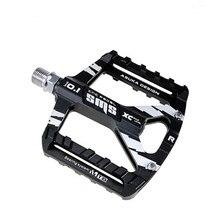 1 Pair Mountain Bike Pedal Lightweight Aluminium Alloy Bearing Pedals for BMX Road MTB Cycling Sports Ultralight Accessories