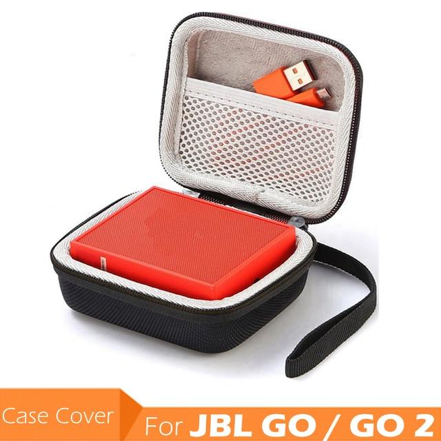go2 eva portable storage hand bag pouch box for jbl go. Black Bedroom Furniture Sets. Home Design Ideas