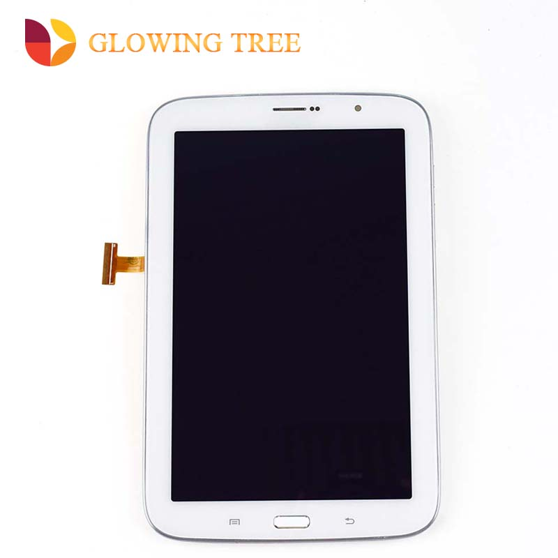 купить 2 Color For Samsung Galaxy Note 8.0 N5100 GT-N5100 Touch Screen Digitizer Sensor + LCD Display Panel Monitor Assembly with Frame по цене 2608.38 рублей