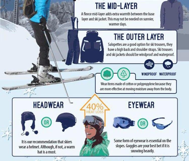 High Quality ski gloves snowboard