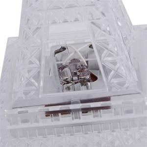 Image 4 - ICOCO 1 Uds 7 cambio de Color Torre Eiffel LED luz de noche mesa de escritorio romántico estado de ánimo lámpara de mesa decoración de dormitorio regalo romático