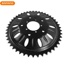 Original 46T Chainwheel Teeth For Bafang 8fun BBSHD BBS03 Mid Drive Motor Electric Bicycle Conversion Kits 46T Chain Wheel Parts(China)