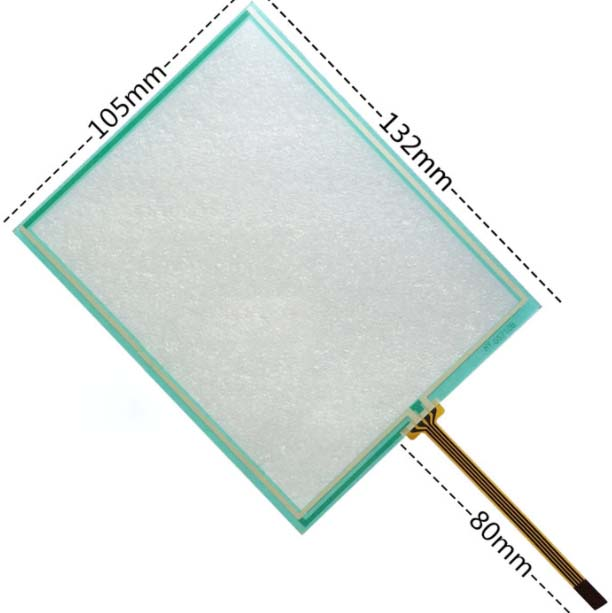 For <font><b>KORG</b></font> <font><b>PA500</b></font> M50 touch screen glass TP-3567S1 free shipping image