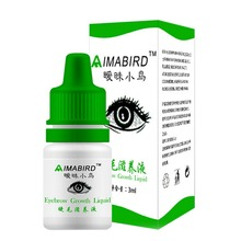 Dropshipping Liquid Eye Lash Brow Growth Moisturizing Nourishing Eyelash Lengthening Eyebrow Enhance Serum 3ml