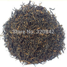 Tun Förderung 250g Chinesischen congou schwarzen tee China die schwarztee premium schwarz rot tee mit taschen geschenk verpackung