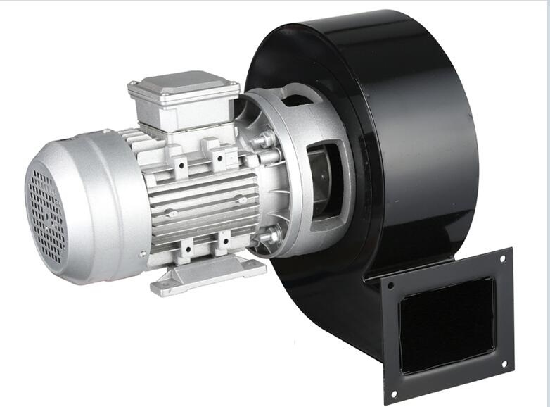 220v 370w Single Phase Low Noise Centrifugal Fan Duct Hot