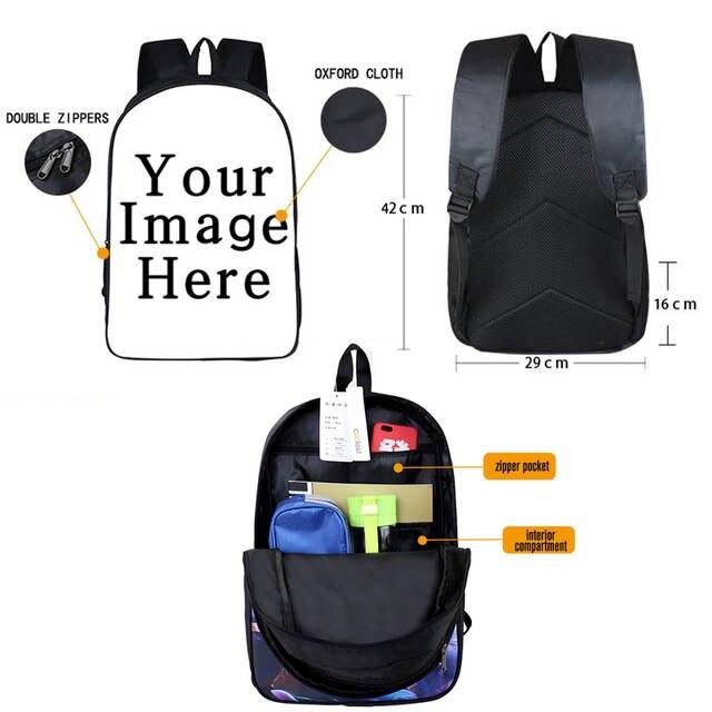 c5cf2eb52c83 Five Nights At Freddys Backpack For Teen Bonnie Fazbear Foxy Freddy Chica Backpack  Boys Girls School