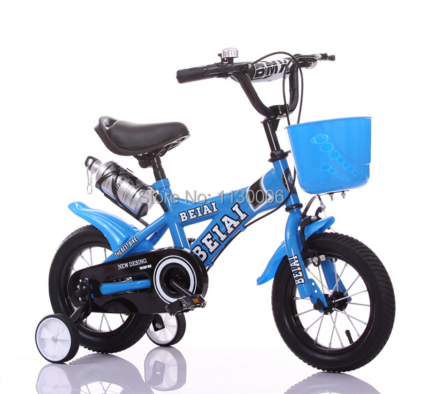 Wholesale 4 color BEIAI 18 inch children bicycle suitable for kids aged 7~11 free riding suit Gifts & Tools Free Shipping