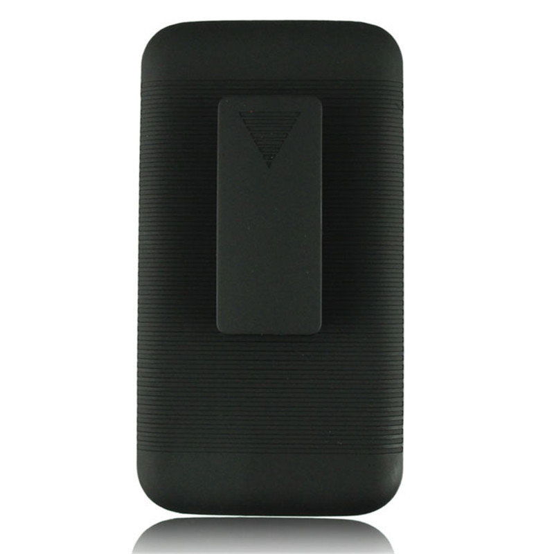 New Black Belt Clip Stand Holder Holster Hard Cover Case For Samsung Galaxy SV S5 i9600 Cell Phone Case SJK040K