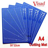Blue Cutting Mat A4 Cutting Pad Cutting Mats For Quilting Craft Cutting Board Self Healing Mat