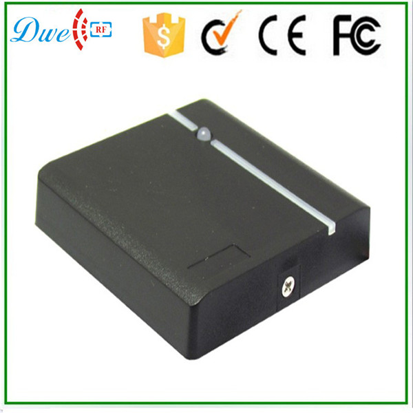 Free Shipping +hot sell Waterproof outdoor contactless Door Access Control RFID Reader, Wiegand 26 ISO EM4100 and compatible