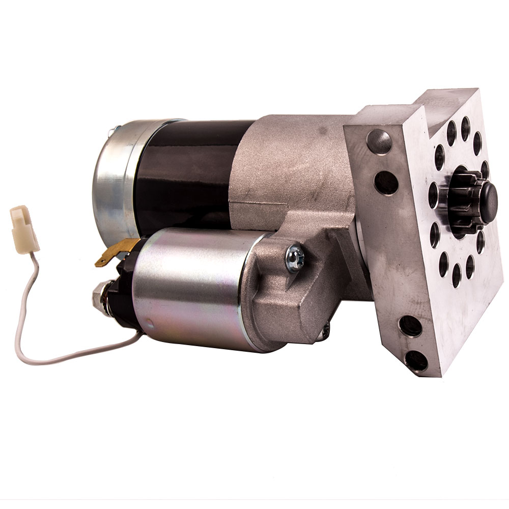 US $137 95 11% OFF|Starter Motor for Chevrolet CHEV Small + Big Block V8  283 454 350 400 396 427 454 3HP 700101 124883-in Starters from Automobiles  &
