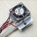 Kits DIY Termoelétrica Peltier de Refrigeração Sistema de Resfriamento + ventilador + TEC1-12706