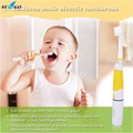 Children's Toothbrush for 4-16 Years Fashion Health Electric Tooth Brush Sonic Toothbrush Electric with Replacement Heads sg-618