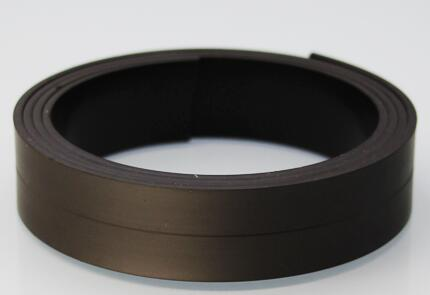 1Meters  Flexible Magnetic Strip 1M Rubber Magnet Tape width 30mm thickness 1.5mm 5pcs magnet sheet a4 thickness 1mm rubber magnetic strip tape flexible magnet diy craft tape