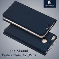 Xiaomi Redmi Note 5 Case Dux Ducis Wallet Leather Case Xiaomi Redmi Note 5a Prime Flip