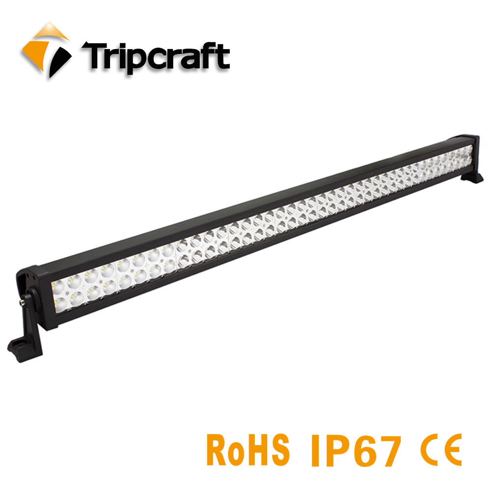 52Inch 300W LED Light Bar for Off Road Indicators Work Driving Car Truck 4x4 SUV ATV Fog spot flood beam 12V 24V led headlight
