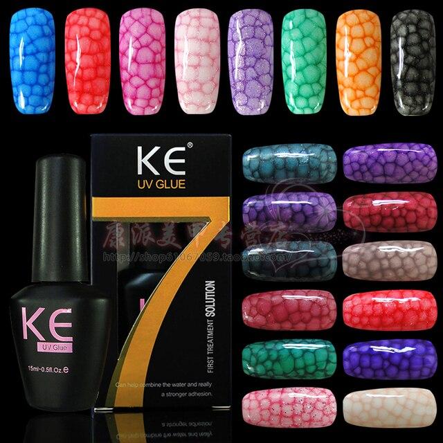 Ke Colored Drawing Glue Nail Polish Bubble Gum Serpentine Pattern Rubber 1 30 Free