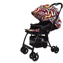 BBH aluminum alloy frame two way push awning adjustable lightweight baby stroller