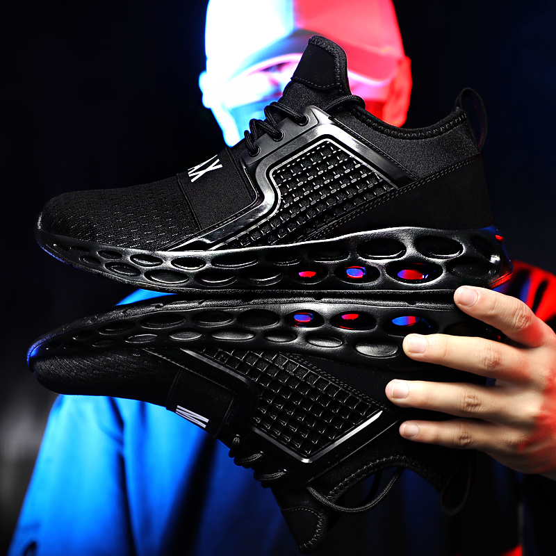 Men's Casual Shoes Brand Fashion Sneakers Man Outdoor Breathable Walking