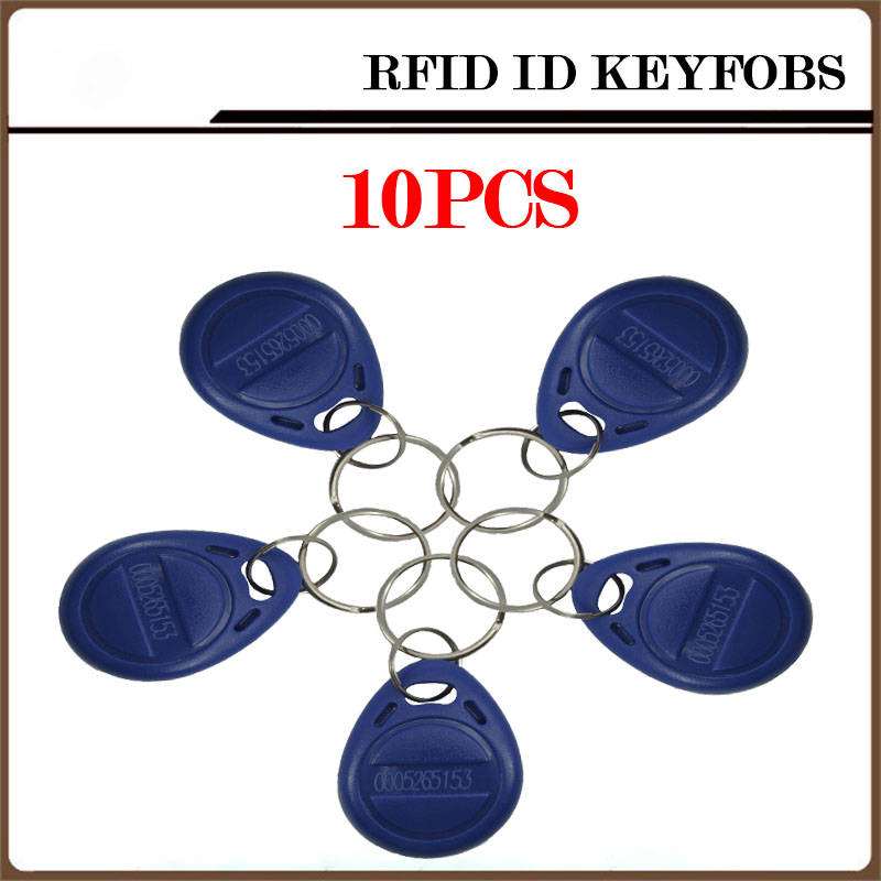 10pcs RFID Card 125kHz RFID Key Id Card Llaveros Nfc Tags Touch Memory Nfc Card For Access Control System Timeclock 20pcs rfid card 125khz rfid key id card nfc tags pegatinas nfc card adesivo for access control system timeclock