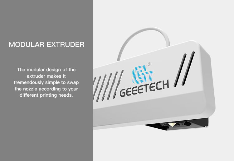 Geeetech E180 3D Printer With Full Colour Touch Screen And Wifi Connectivity 16