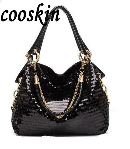 Luxury Brand Designer Women Leather Bags Serpentine Fashion Casual Big Handbags