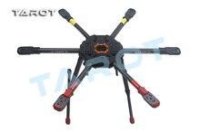 Tarot 810 Sport FPV 6-axle Hex-copter faltbare rahmen Elektrisches Zurückziehen Landegestell upgrade-version von T810 TL810S01