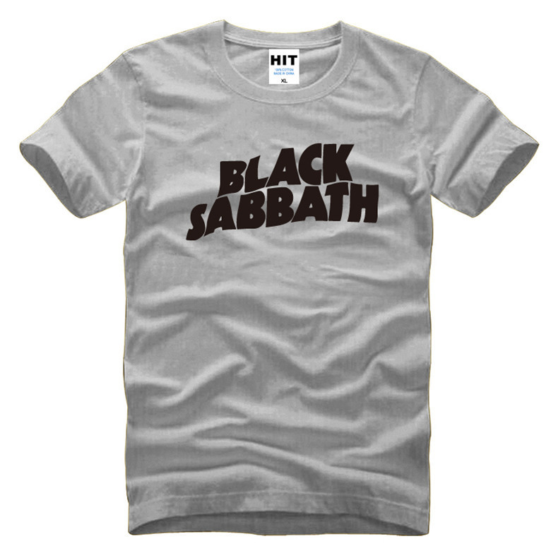 Black Sabbath Metal Rock Letter Printed Mens Men T Shirt Tshirt Fashion 2016 New O Neck Cotton T shirt Tee Camisetas Hombre-in T-Shirts from Men's Clothing on AliExpress - 11.11_Double 11_Singles' Day 1