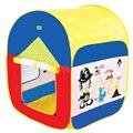 Dobrável Crianças Brincar de Casinha de Multi-Função Ao Ar Livre Indoor Ultralarge Crianças Jogo do Bebê Brinquedo Casa Tenda