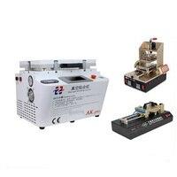 Otomatik kilit otomatik vakum laminasyon kabarcık sökücü makinesi + OCA film makinesi + 5 in1 çerçeve ayırıcı makinesi