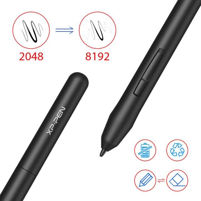 XP-Pen G430S tablette de dessin tablette graphique 8192 niveau 3 pouces dessin graphique pour OSU et stylet sans batterie-conçu! Gameplay 1