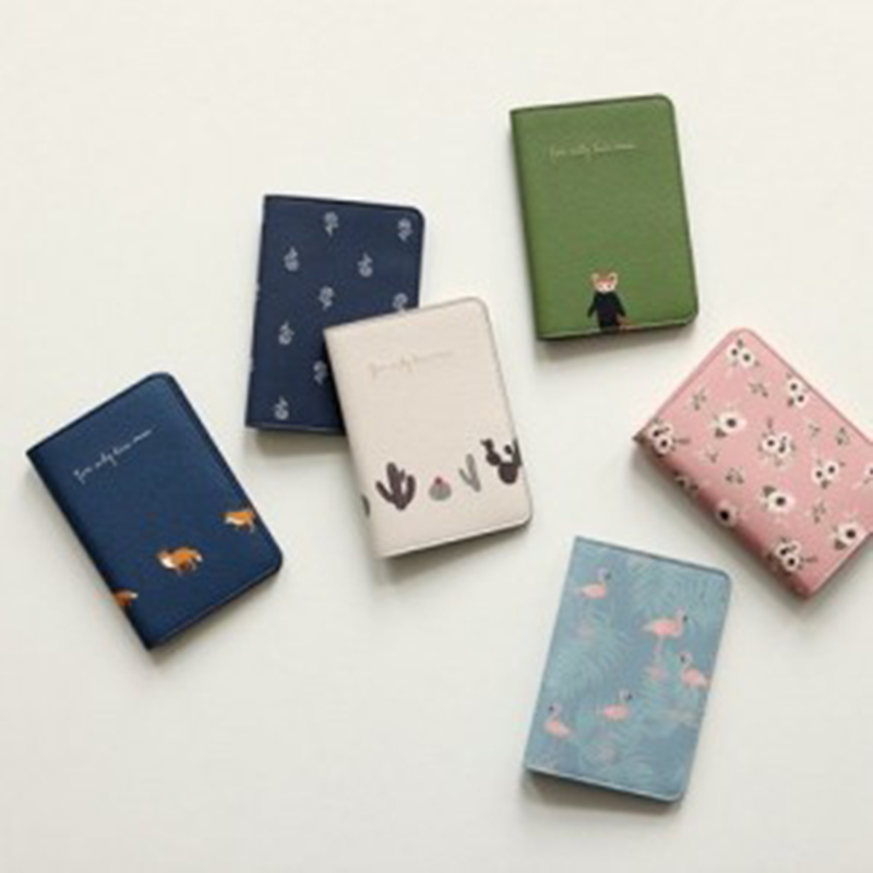 Multi-function passport holder short…