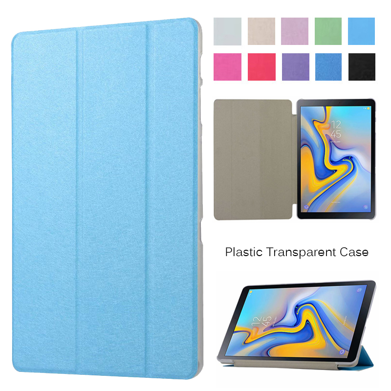 Case For Samsung Galaxy Tab A A2 10.5 inch 2018 SM T590 T595 T597 Leather Smart Flip Stand Cover For Galaxy Tab A2 10.5 CaseCase For Samsung Galaxy Tab A A2 10.5 inch 2018 SM T590 T595 T597 Leather Smart Flip Stand Cover For Galaxy Tab A2 10.5 Case