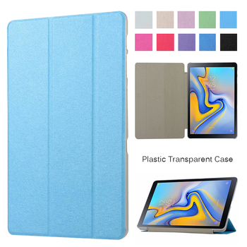 Case For Samsung Galaxy Tab A A2 10.5 inch 2018 SM T590 T595 T597 Leather Smart Flip Stand Cover For Galaxy Tab A2 10.5 Case